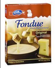 Emmi Fondue Cheese From Switzerland Original
