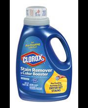 Clorox 2 Liquid Stain Remover & Colo Booster Clean Linen