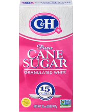 C&H® Pure Cane Granulated White Sugar 32 oz. Bag