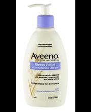 Aveeno® Stress Relief Moisturizing Lotion Body Moisture 12 Oz...