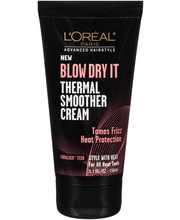 L'Oreal® Paris Advanced Hairstyle Blow Dry It Thermal Smoothe...