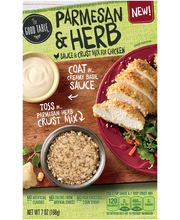 The Good Table™ Parmesan & Herb Sauce & Crust Mix for Chicken...