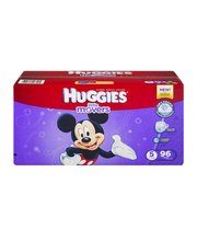 Huggies® Little Movers® Size 6 Diapers 96 ct Box
