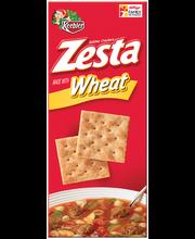 Keebler® Zesta® Whole Wheat Saltine Crackers 16 oz. Box