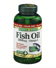 Nature's Bounty Fish Oil 1200mg Omega-3 - 180 CT