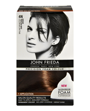 John Frieda® Precision Foam Colour Brilliant Brunette® 4N Dar...