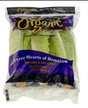 Pure Pacific Organic Hearts of Romaine