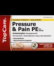 TOPCARE PRESSURE/PN PE MAX CPLT