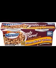Minute® Brown Rice & Quinoa 8.8 oz. Sleeve