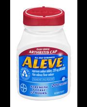 Aleve® Arthritis Cap Naproxen Sodium Pain Reliever/Fever Redu...