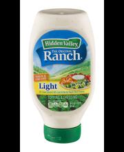 Hidden Valley Light Ranch Dressing