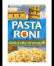 Pasta Roni® Garlic & Olive Oil Vermicelli Pasta Mix 4.6 oz. Box