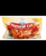 Mr Dees Nat Cut Skin On Fries
