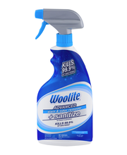 Woolite Advanced Stain & Odor Remover + Sanitize