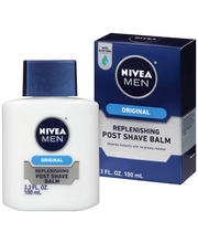 NIVEA MEN® Original Replenishing Post Shave Balm 3.3 fl. oz. Box