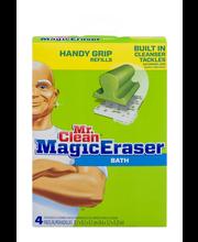 Mr. Clean® Magic Eraser Handy Grip Refills Bath Household Cle...