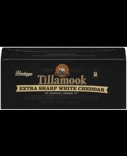 Tillamook® Extra Sharp White Cheddar Natural Cheese 2 lb. Brick
