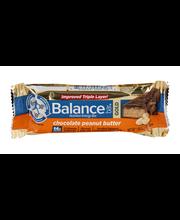 Balance Bar Gold Nutrition Energy Bar Chocolate Peanut Butter
