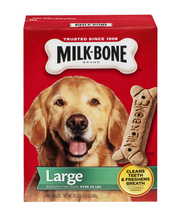 Milk-Bone Original Dog Biscuits - for Large-Sized Dogs, 24-Ounce