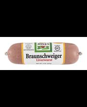 Jones Dairy Farm Braunschweiger Liverwurst