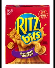 Ritz Bits Peanut Butter Cracker Sandwiches 8.8 oz. Box