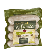 Al Fresco All Natural Chicken Sausage Sweet Apple