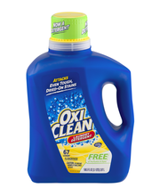 OxiClean™ High Def™ Clean Free & Clear Laundry Detergent 100....