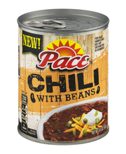 Pace With Beans Chili 14.5 oz.