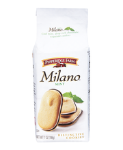 Pepperidge Farm® Milano® Mint Chocolate Cookies, 7 oz. Bag
