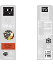 Pure Leaf® Organic Green Tea with a Hint of Fuji Apple & Ging...