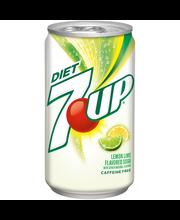 Diet 7UP, 7.5 Fl Oz Cans, 6 Pack