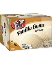 Wf Vanilla Bean Ice Cream