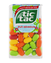 Tic Tac® Fruit Adventure Mints 1 oz. Tub
