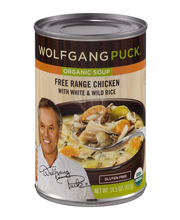 Wolfgang Puck® Organic Free Range Chicken with White & Wild R...