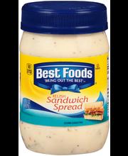 Best Foods® Relish Sandwich Spread 15 fl. oz. Jar