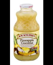 R.W. Knudsen Natural Juice Pineapple Coconut