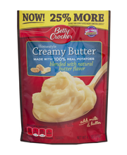 Betty Crocker™ Creamy Butter Mashed Potatoes 4.7 oz. Pouch
