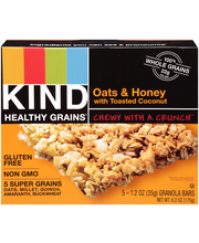 Kind Healthy Grains® Oats & Honey with Toasted Coconut Granol...