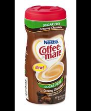 Nestle Coffeemate Sugar Free Creamy Chocolate Powder Coffee C...