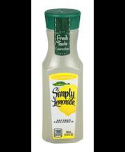 Simply Lemonade® 11.5 oz. Bottle