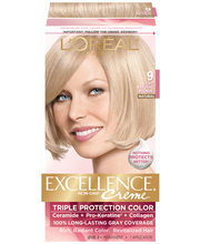 L'Oreal® Paris Excellence® Creme Triple Protection Color 9 Li...