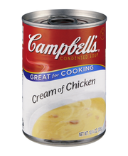Campbell's® Condensed Cream of Chicken Soup 10.5 oz. Can