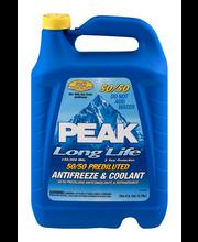 Peak® Long Life® 50/50 Prediluted Antifreeze & Coolant 1 gal....