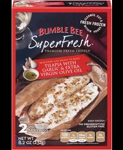 Bumble Bee SuperFresh® Tilapia With Garlic & Extra Virgin Oli...