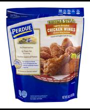 Perdue Lightly Breaded Chicken Wings Buffalo Style