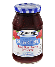 Smucker's Sugar Free Red Raspberry Preserves