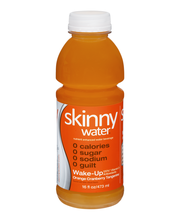 Skinny Water Wake-Up Orange Cranberry Tangerine Beverage