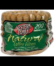 Wf Nat Basket Coffee Filter