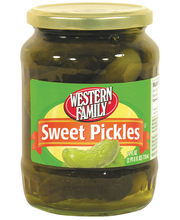 Wf Whole Sweet Pickles
