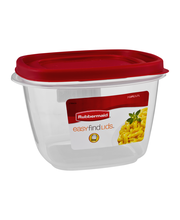 Rubbermaid Easy Find Lids - 7 Cups